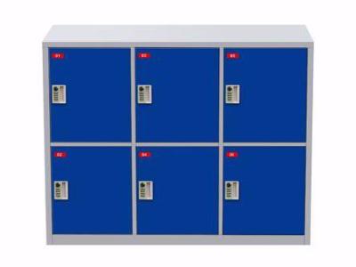 (广州)学生储存柜LK-TZ326