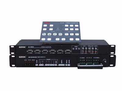 多媒体中央控制系统GD-9000ZH