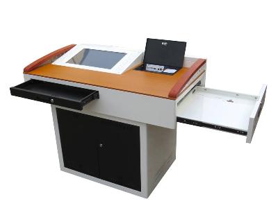 钢木教学讲台DMT9322ZT